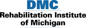 DMC Rehabilitation Institute of Michigan Logo